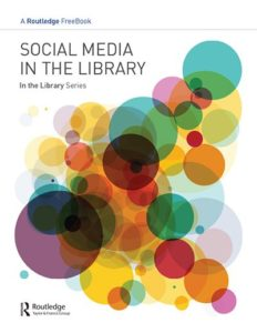 social media in the library cover