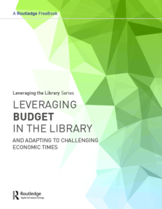 leveraging budget in the library freebook
