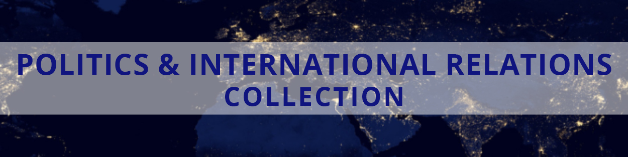 politics and international relations collection
